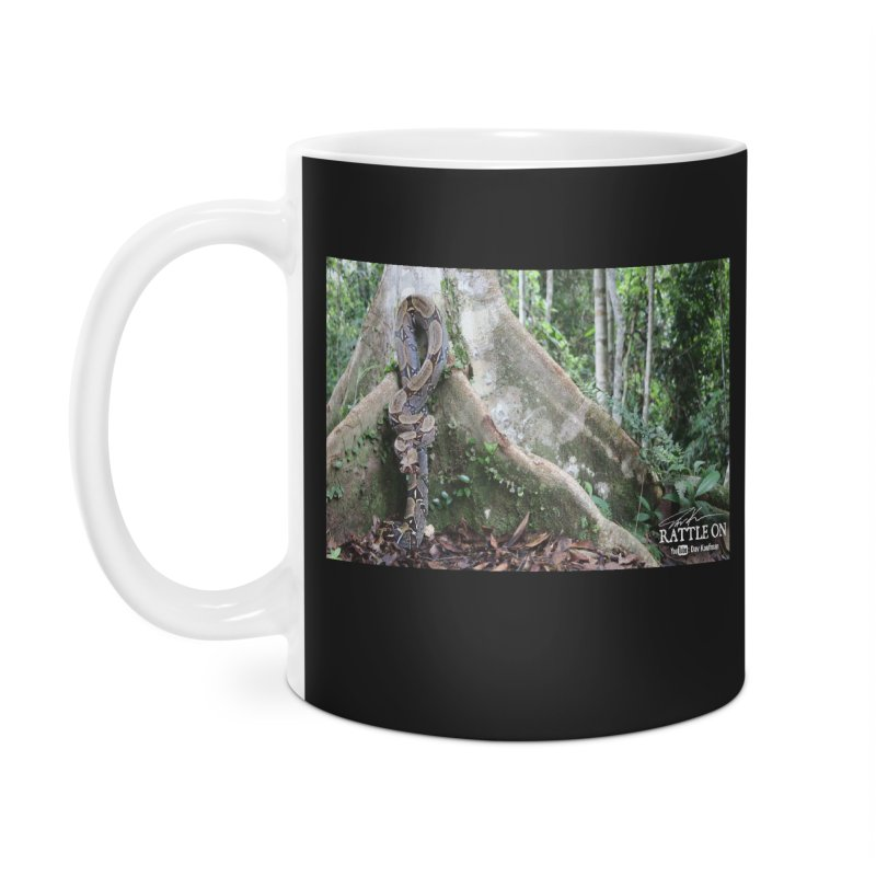 Peruvian Red-tailed Boa Accessories Mug by Dav Kaufman's Swag Shop!