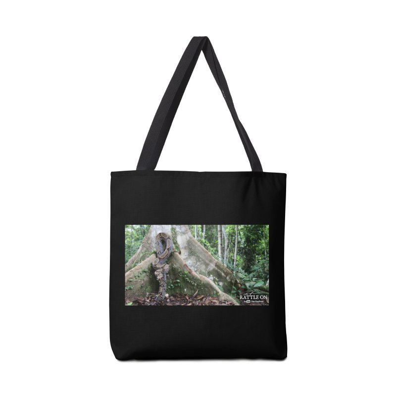 Peruvian Red-tailed Boa Accessories Tote Bag Bag by Dav Kaufman's Swag Shop!