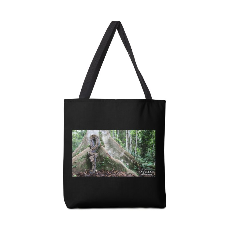 Peruvian Red-tailed Boa Accessories Bag by Dav Kaufman's Swag Shop!