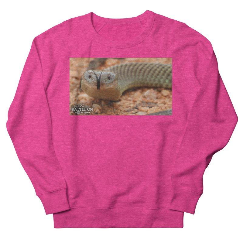 Mulga (King Brown Snake) Women's Sweatshirt by Dav Kaufman's Swag Shop!