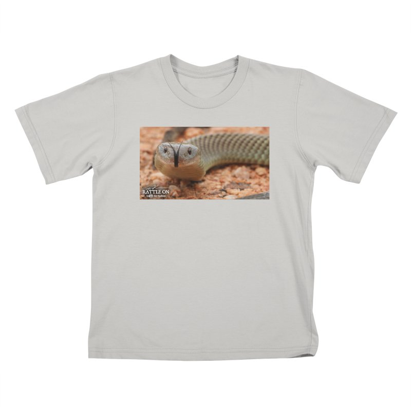 Mulga (King Brown Snake) Kids T-Shirt by Dav Kaufman's Swag Shop!