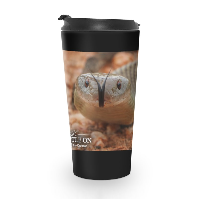 Mulga (King Brown Snake) Accessories Mug by Dav Kaufman's Swag Shop!