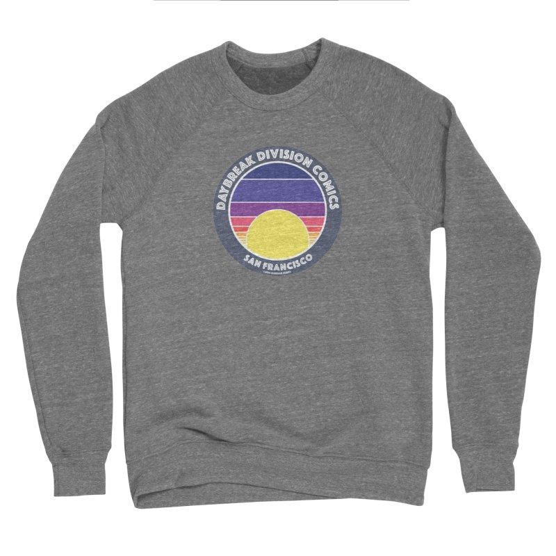 Daybreak Division Comics Logo Women's Sweatshirt by daybreakdivision's Artist Shop