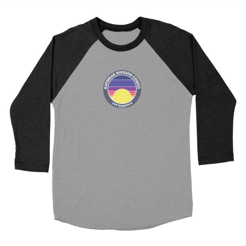 Daybreak Division Comics Logo Women's Longsleeve T-Shirt by daybreakdivision's Artist Shop