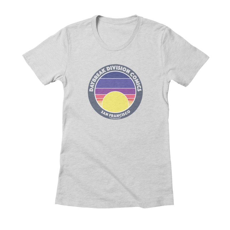 Daybreak Division Comics Logo Women's T-Shirt by daybreakdivision's Artist Shop