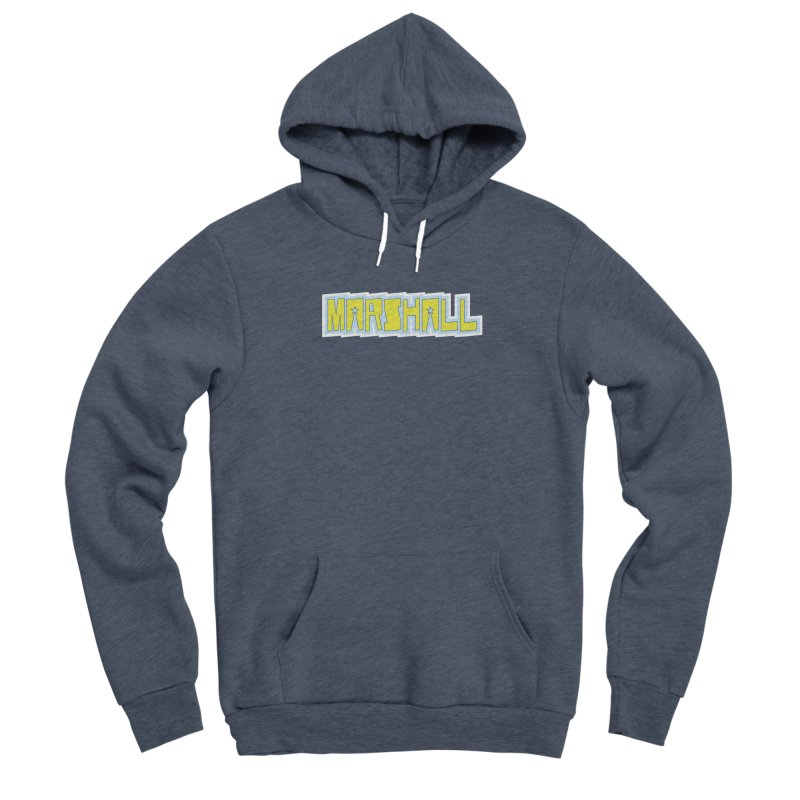 Marshall Logo Women's Pullover Hoody by daybreakdivision's Artist Shop