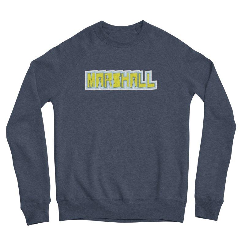 Marshall Logo Women's Sweatshirt by daybreakdivision's Artist Shop