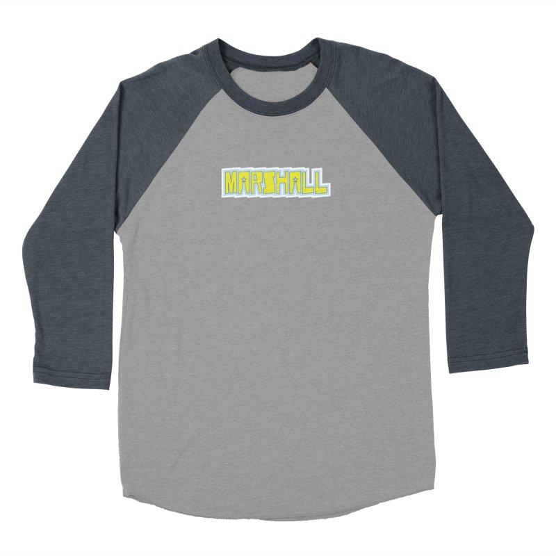 Marshall Logo Women's Longsleeve T-Shirt by daybreakdivision's Artist Shop