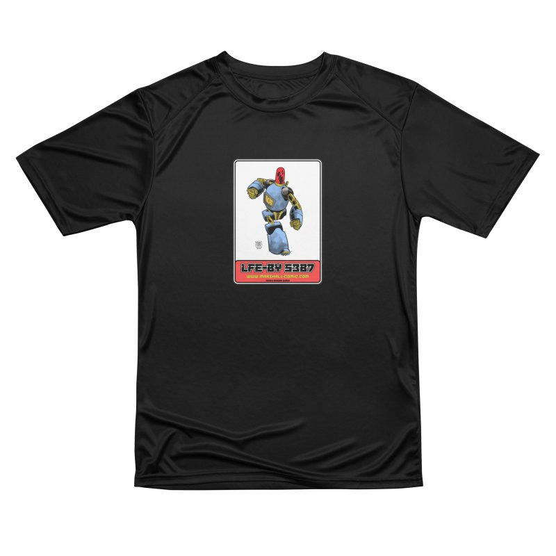 LFE-BY 5387 Men's T-Shirt by daybreakdivision's Artist Shop