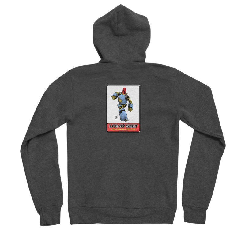 LFE-BY 5387 Men's Zip-Up Hoody by daybreakdivision's Artist Shop