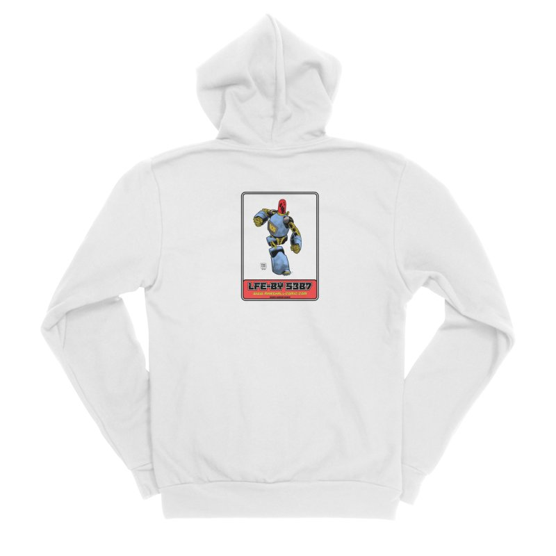 LFE-BY 5387 Women's Zip-Up Hoody by daybreakdivision's Artist Shop