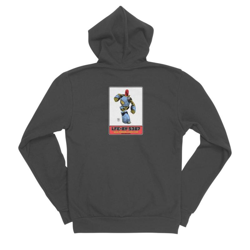 LFE-BY 5387 Men's Sponge Fleece Zip-Up Hoody by daybreakdivision's Artist Shop