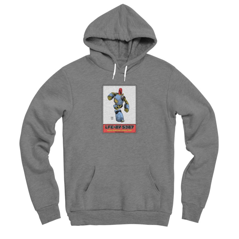 LFE-BY 5387 Men's Sponge Fleece Pullover Hoody by daybreakdivision's Artist Shop