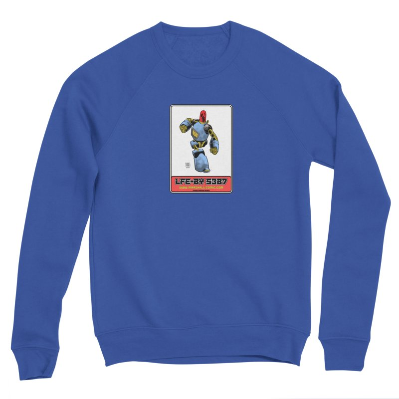 LFE-BY 5387 Men's Sweatshirt by daybreakdivision's Artist Shop
