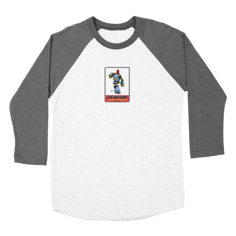LFE-BY 5387 Women's Baseball Triblend Longsleeve T-Shirt by daybreakdivision's Artist Shop