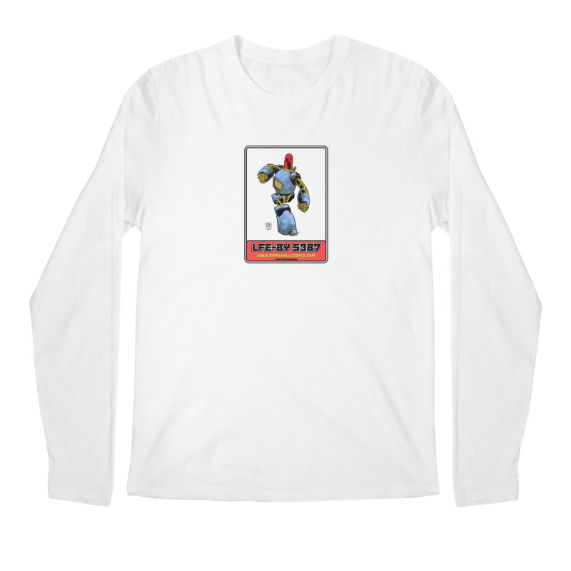 LFE-BY 5387 Men's Regular Longsleeve T-Shirt by daybreakdivision's Artist Shop