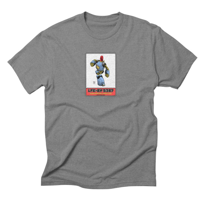 LFE-BY 5387 Men's Triblend T-Shirt by daybreakdivision's Artist Shop