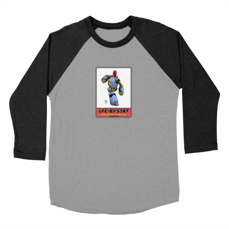 LFE-BY 5387 Women's Baseball Triblend Longsleeve T-Shirt by daybreakdivision's Artist Shop