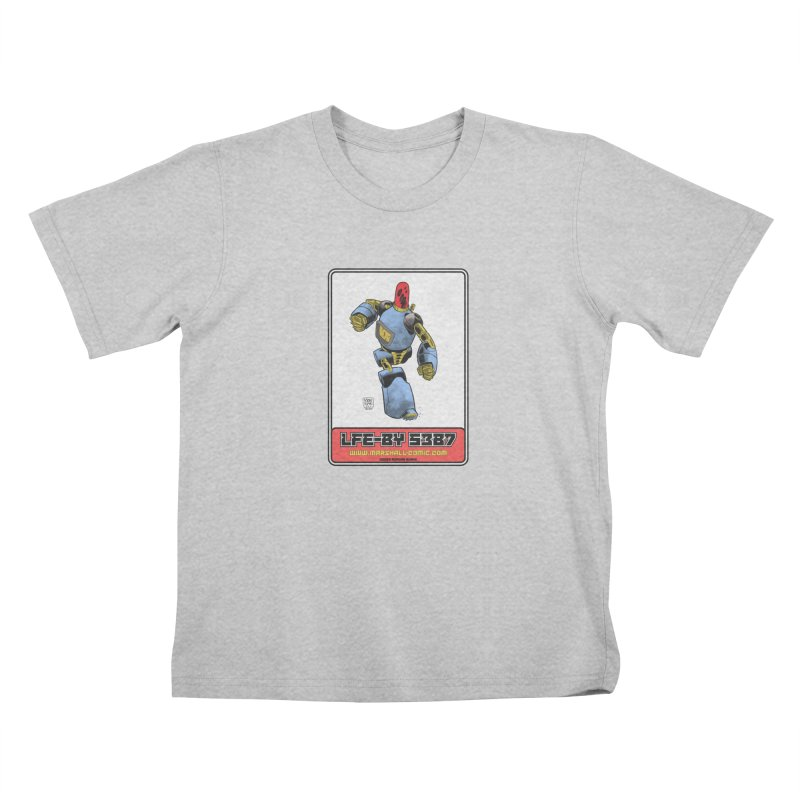 LFE-BY 5387 Kids T-Shirt by daybreakdivision's Artist Shop