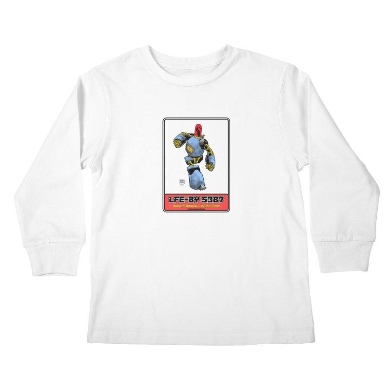 LFE-BY 5387 Kids Longsleeve T-Shirt by daybreakdivision's Artist Shop
