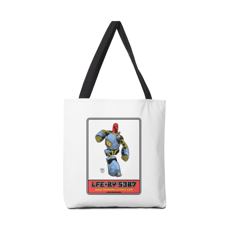 LFE-BY 5387 Accessories Bag by daybreakdivision's Artist Shop