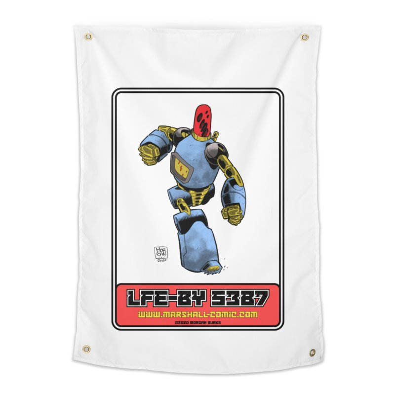 LFE-BY 5387 Home Tapestry by daybreakdivision's Artist Shop