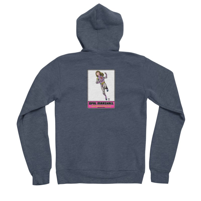 Opal Marshall Men's Zip-Up Hoody by daybreakdivision's Artist Shop
