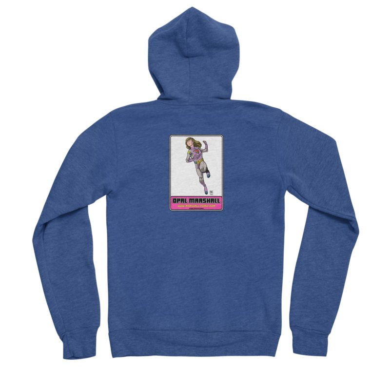 Opal Marshall Women's Zip-Up Hoody by daybreakdivision's Artist Shop