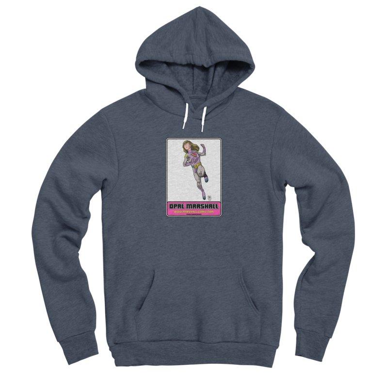 Opal Marshall Women's Sponge Fleece Pullover Hoody by daybreakdivision's Artist Shop