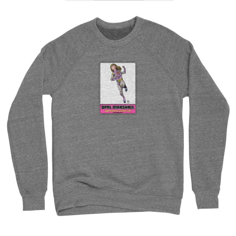 Opal Marshall Men's Sponge Fleece Sweatshirt by daybreakdivision's Artist Shop
