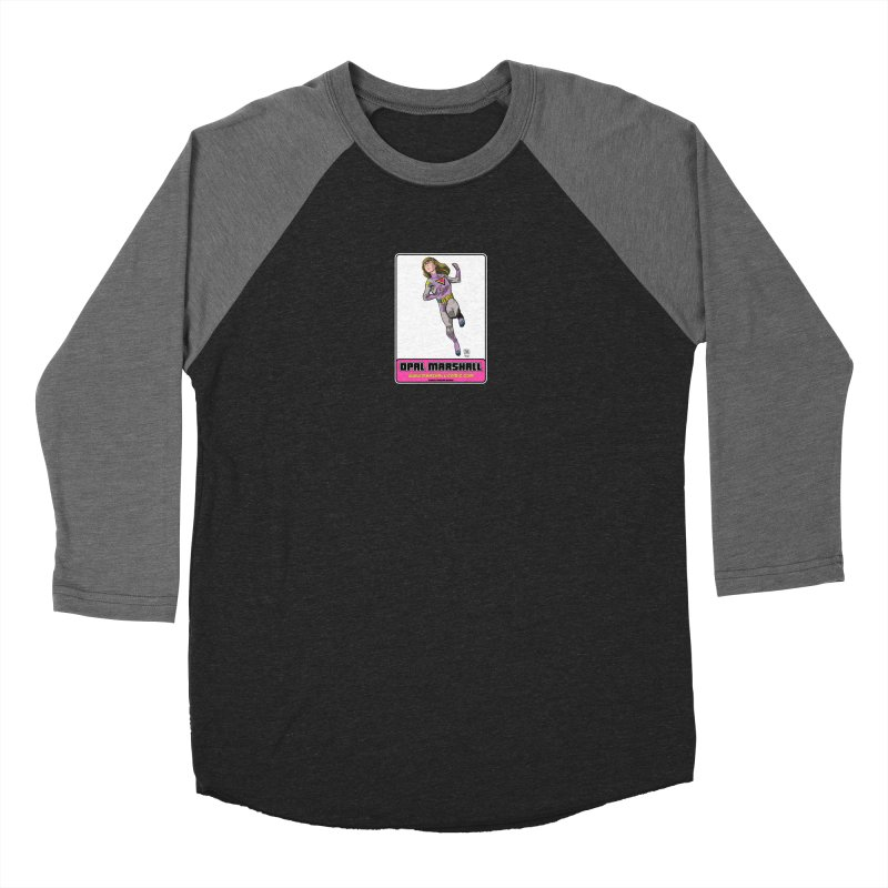Opal Marshall Women's Baseball Triblend Longsleeve T-Shirt by daybreakdivision's Artist Shop