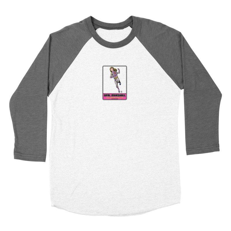 Opal Marshall Men's Baseball Triblend Longsleeve T-Shirt by daybreakdivision's Artist Shop