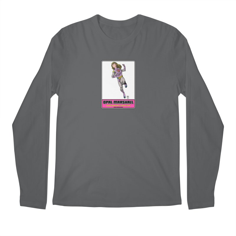 Opal Marshall Men's Regular Longsleeve T-Shirt by daybreakdivision's Artist Shop