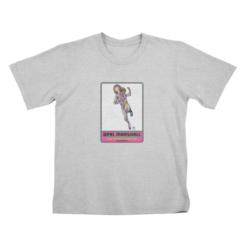 Opal Marshall Kids T-Shirt by daybreakdivision's Artist Shop