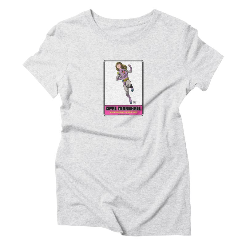 Opal Marshall Women's T-Shirt by daybreakdivision's Artist Shop