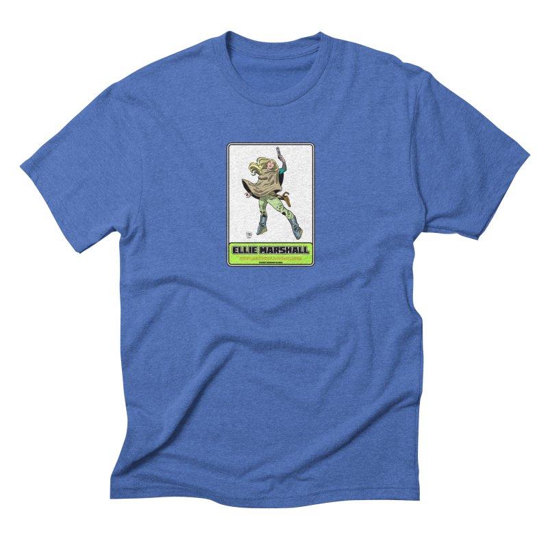 Ellie Marshall Men's T-Shirt by daybreakdivision's Artist Shop