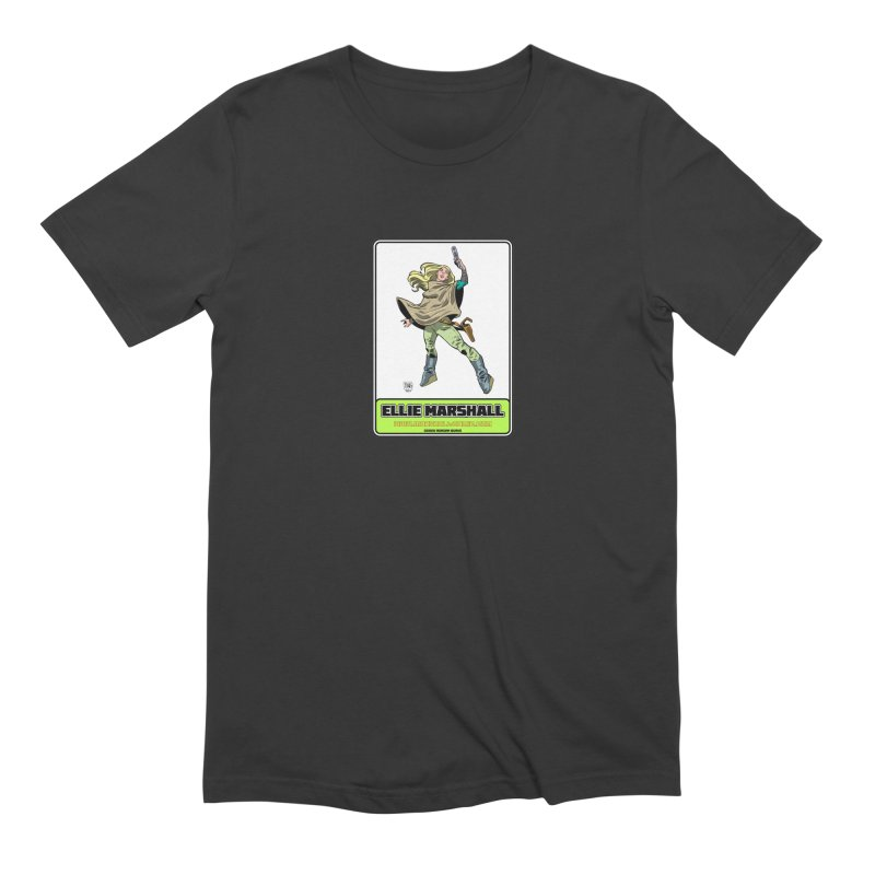 Ellie Marshall Men's Extra Soft T-Shirt by daybreakdivision's Artist Shop