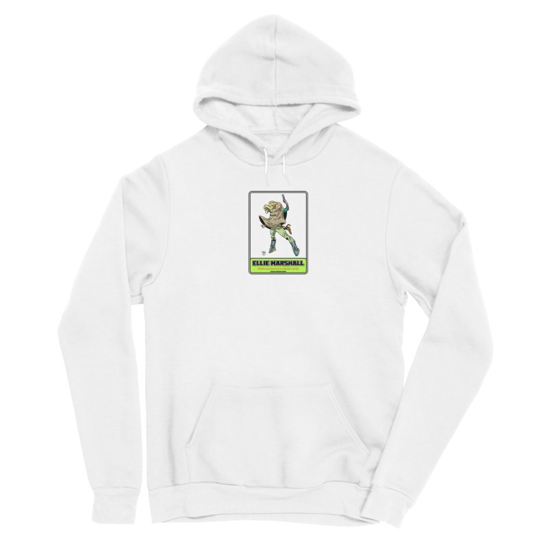 Ellie Marshall Women's Pullover Hoody by daybreakdivision's Artist Shop