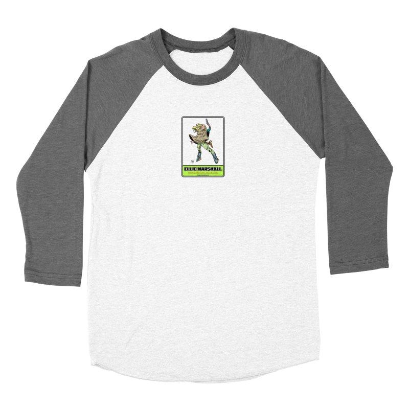 Ellie Marshall Men's Longsleeve T-Shirt by daybreakdivision's Artist Shop