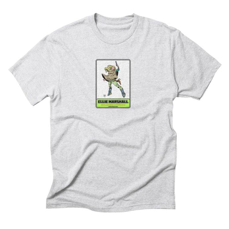 Ellie Marshall Men's Triblend T-Shirt by daybreakdivision's Artist Shop