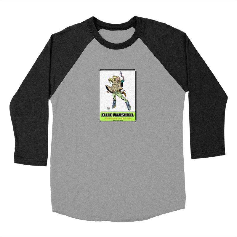Ellie Marshall Women's Baseball Triblend Longsleeve T-Shirt by daybreakdivision's Artist Shop