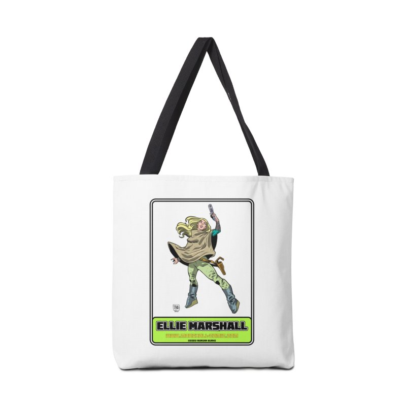 Ellie Marshall Accessories Tote Bag Bag by daybreakdivision's Artist Shop