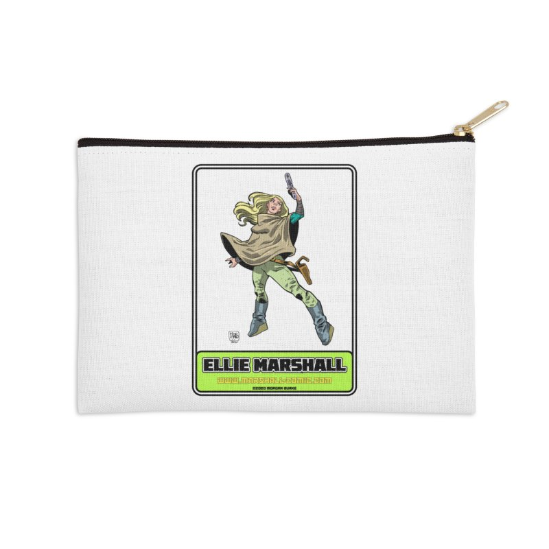 Ellie Marshall Accessories Zip Pouch by daybreakdivision's Artist Shop