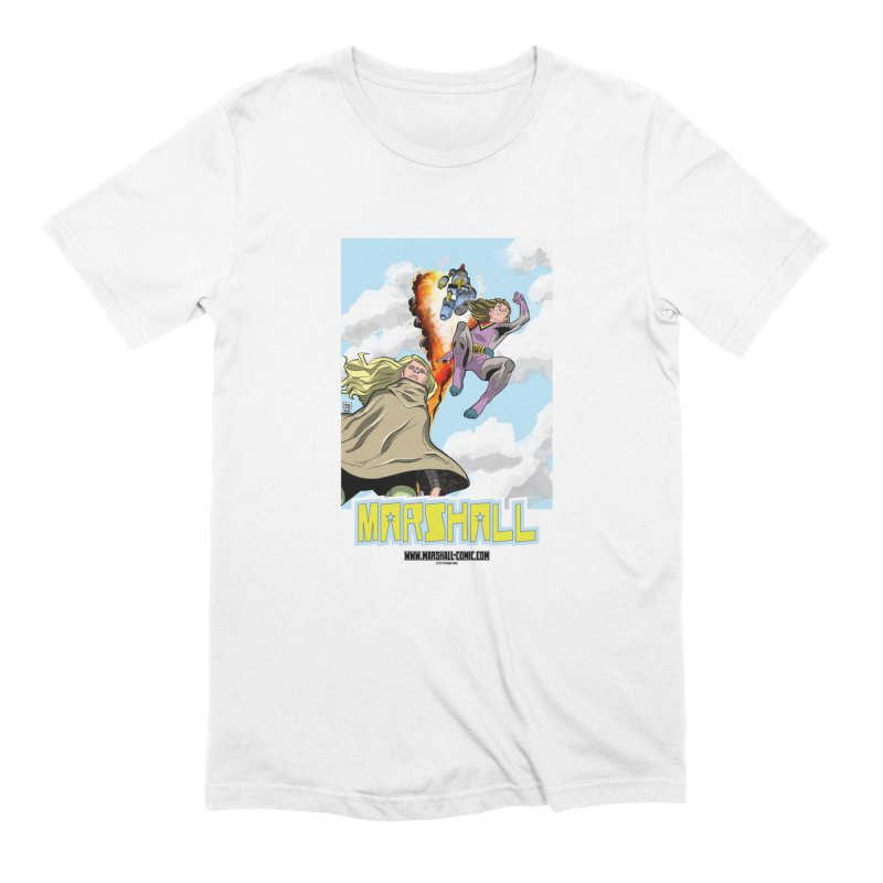 Marshall Family Men's Extra Soft T-Shirt by daybreakdivision's Artist Shop