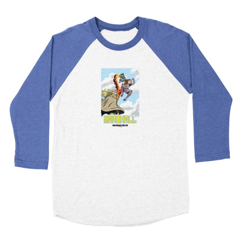 Marshall Family Women's Longsleeve T-Shirt by daybreakdivision's Artist Shop