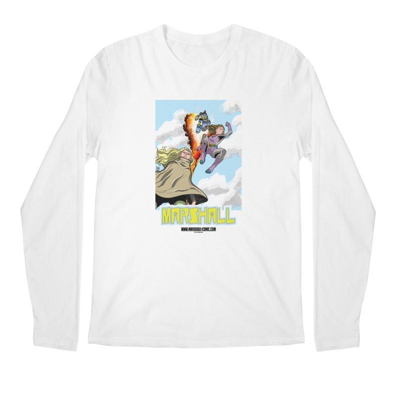 Marshall Family Men's Regular Longsleeve T-Shirt by daybreakdivision's Artist Shop