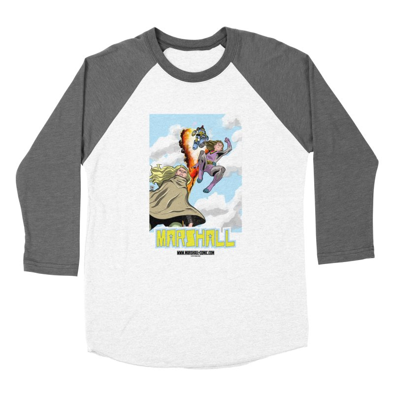 Marshall Family Men's Baseball Triblend Longsleeve T-Shirt by daybreakdivision's Artist Shop
