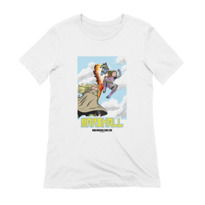 Marshall Family Women's T-Shirt by daybreakdivision's Artist Shop