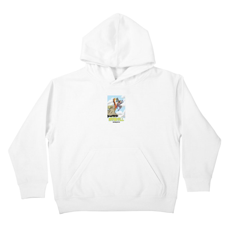Marshall Family Kids Pullover Hoody by daybreakdivision's Artist Shop