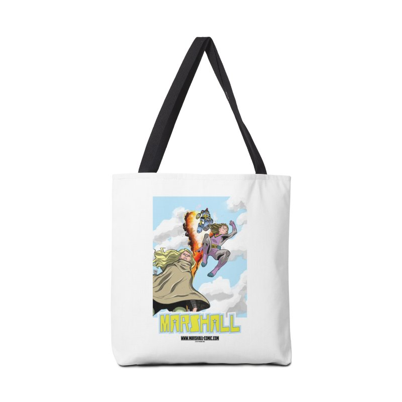 Marshall Family Accessories Bag by daybreakdivision's Artist Shop